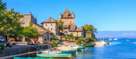 hôtel à Evian-les-Bains