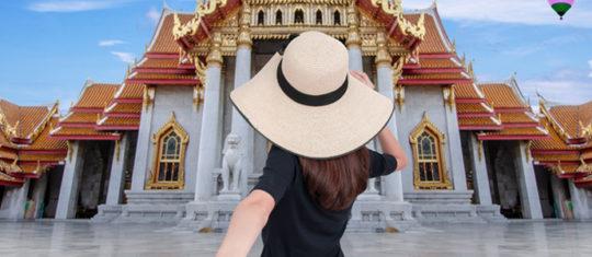 Voyage de noces en Asie