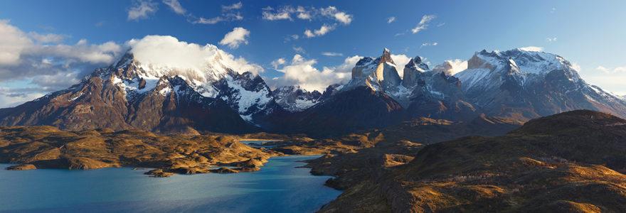 Lieux incontournables de la Patagonie